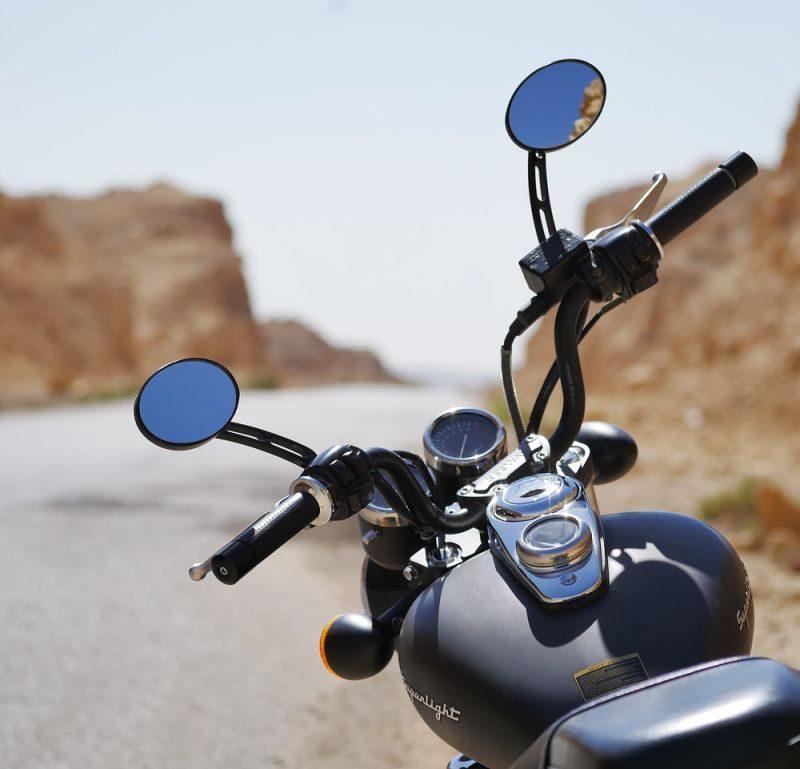 road trip à moto