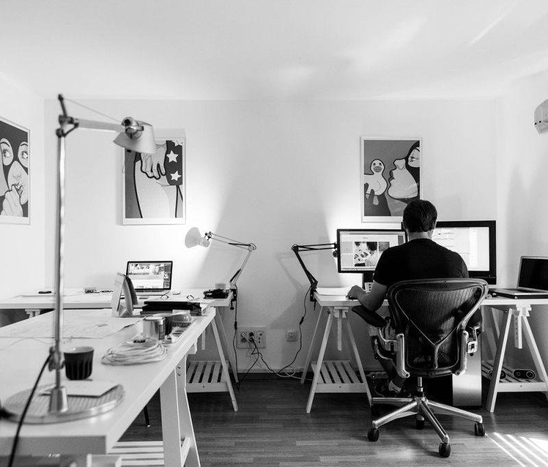 développeur web bureau
